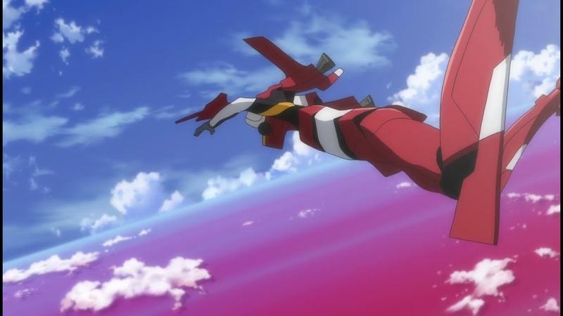 Falling Flying (落下と飛行) Sakuga MAD