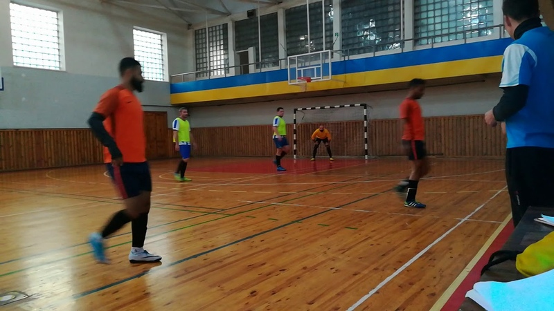 Динамо - Дружба Одесса (2 тайм)