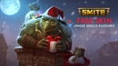 SMITE Jingle Shells Kuzenbo Unlock for FREE in Update 5 23