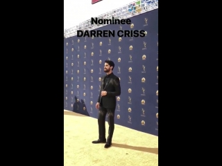 VIDEO Darren Criss featured on the Microsoft Theaters IG Story