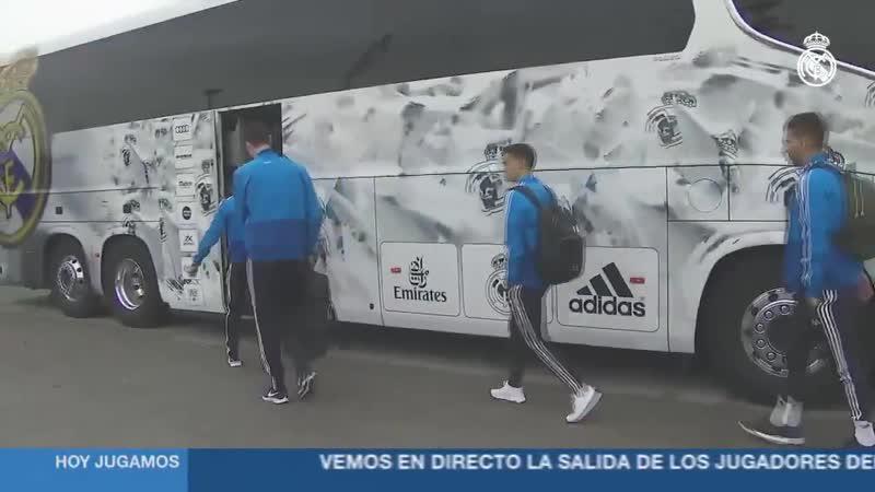 Próxima parada Santiago Bernabéu - RMLiga HalaMadrid
