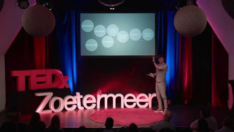 How design empowers people!   Diederik Augustijn   TEDxZoetermeer