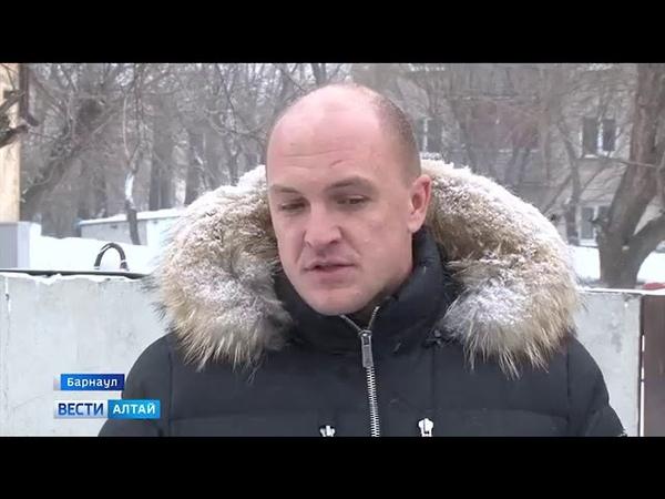 «Молодежка ОНФ» помогла жителям Барнаула решить проблему с вывозом крупногабаритного мусора