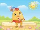 Английский для детей | Humpty dumpty | Шалтай Болтай