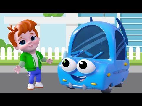 Mavi Araba Nerdesin - Renkleri Öğreniyorum - Parmak Ailesi Şarkısı