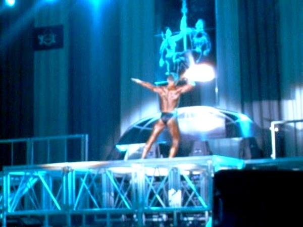 Курильчик Владимир Чемпионат Республики Беларусь IFBB Минск 2008 год