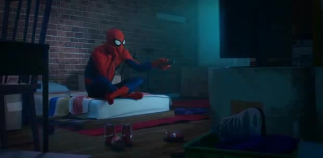 Spider-man: Into the spider-tv · coub, коуб