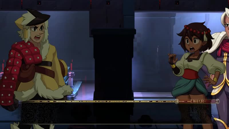 10 Minutes of Indivisible Direct Feed Gameplay