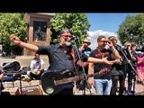 Гребенщиков в Одессе спел возле Дюка