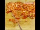 Салат Красные Маки