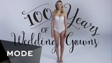 100 Years of Fashion Wedding Dresses