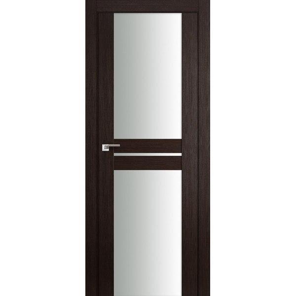 Межкомнатная дверь PROFIL DOORS 10 U ( ТЕМНО КОРИЧНЕВЫЙ)