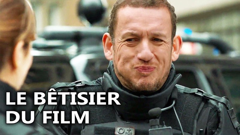 Raid Dingue : le BÊTISIER du film avec de DANY BOON