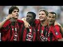 Quando Dava Medo Do Milan com Kaká Cafu Shevchenko Seedorf
