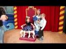 Добрые пожелания девочке Дарине от Алеши на 5 лет))