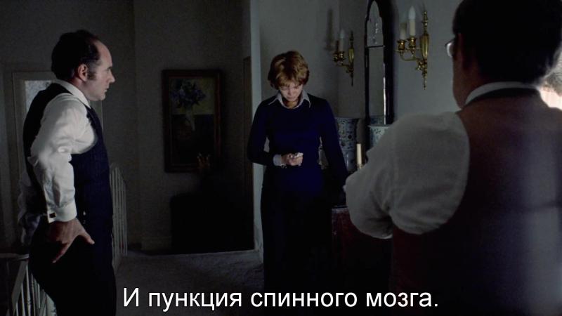 Изгоняющий Дьявола | The Exorcist (1973) Eng Rus Sub (1080p HD)