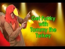 Thanksgiving Song Get Funky with Tommy the Turkey Holiday Song Jack Hartmann