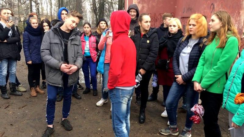 Versus Battle/SLOVOSPB /SLOVOSPB PRODUCTION:Alex vs Artyom!