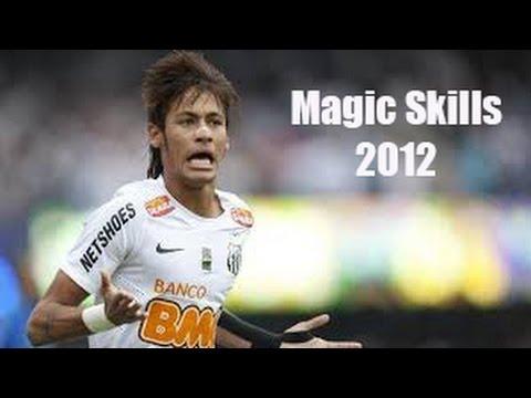 Neymar - Magic Dribbling Skills 2012 - The Best Career Year