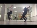 Doom. New dancehall step by Akirman_Taboo_samurai