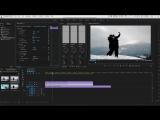 LUMA Color Fade Transition Effect Premiere Pro Tutorial