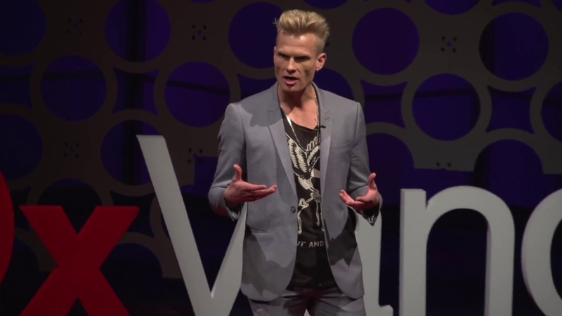 How to Be a Creative Scavenger | Ryan Guldemond | TEDxVancouver