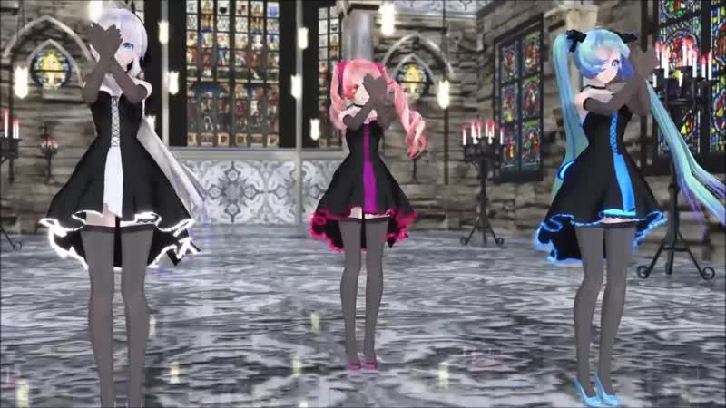 【MMD】「 Liar Dance 」