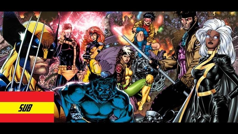 X-Men - Dakishimetai dare yori mo (OP 2) Sub Español
