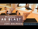 Pilates Ab Blast With Christine Bullock and Celebrity Trainer Jeni DelPozo