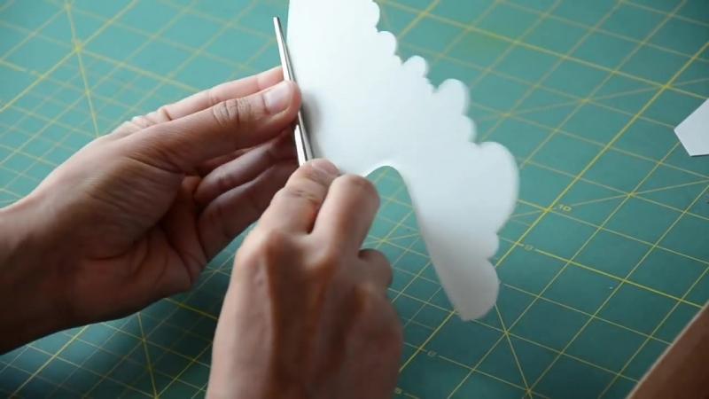 Carlos Meira - paper sculpture - escultura em papel