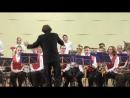 Образцовый детский духовой оркестр LITTLE BАND ДШИ №5 г Вологда руководитель Андрей Шабанов