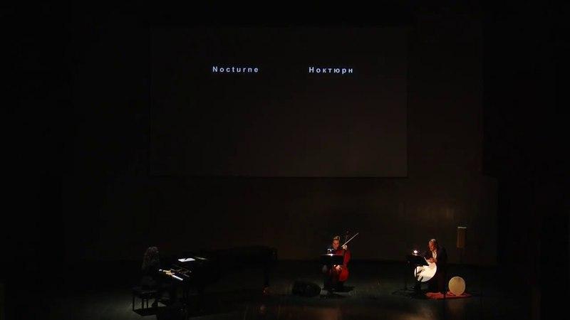 Ayvazovski Rapsodi-Anjelika AkbarBerkant ÇakıcıDanila Popov Moskowa Konser 2017 Fragman