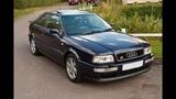 Audi S2 100-320 kmh 555 HP 1.85 BAR !!!