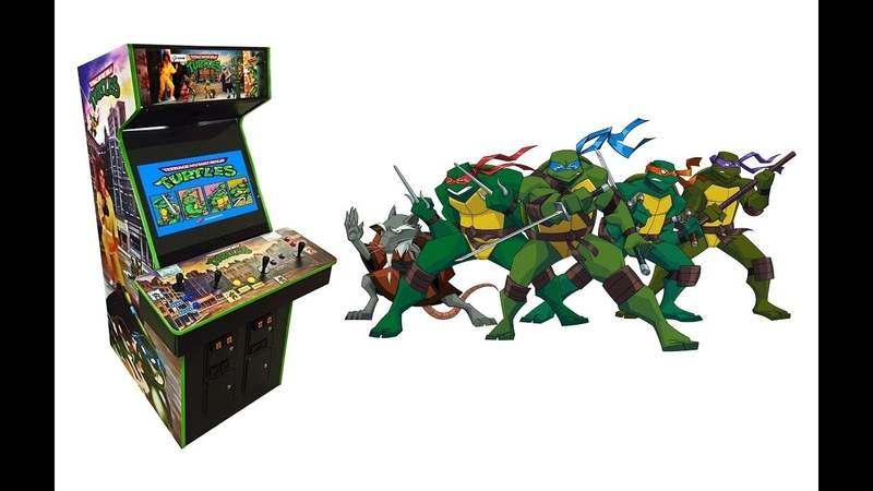 Teenage Mutant Ninja Turtles. Arcade [Прохождение / Walkthrough]