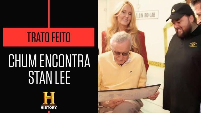 Morre Stan Lee - Confira Nossa Homenagem ao Mestre das HQs - Parte 2 | TRATO FEITO | HISTORY