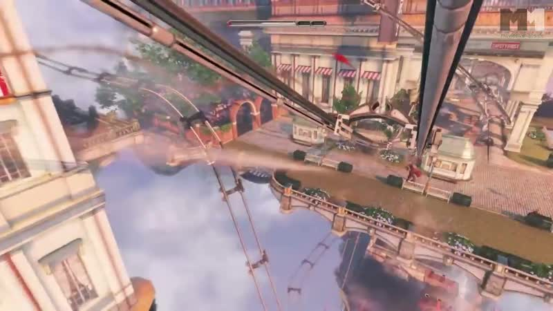 BioShock Infinite ¦ 12 minute gameplay (2012)