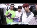 [SHOW: 180622] UNB - За кадром OND Ep.2 Что делают корейские айдолы после работы в отеле? Хехе.. (FEELDOG)