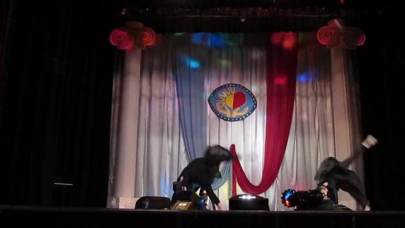 Театр танца Уличный балет Молитва 1