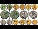 Монеты Римской Империи, Калигула, Часть 2, Coins of the Roman Empire, Caligula