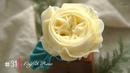31 English rose | How to Buttercream flowers with MeNgheHomemade