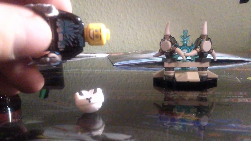 обзор набора Лего Ниндзяго 70636 Зейн Мастер Кружитцу