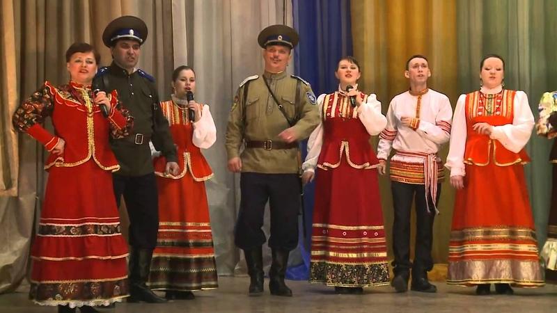 Russian Popular Cossacks Song, Youth Choir - казачья песня растворите мне темную темницу