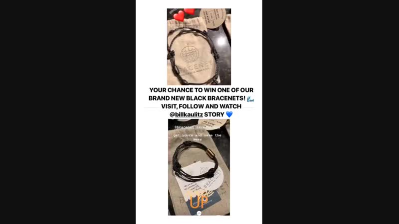 Bracenet savetheseas Instagram Story 20 11 2018 2