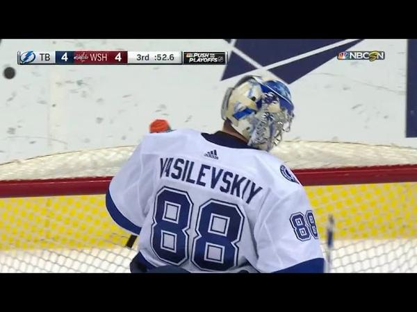 100 й гол Кузнецова в РЧ НХЛ