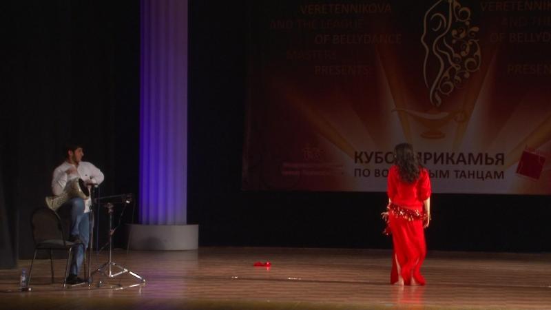 Андреева Екатерина Tabla live