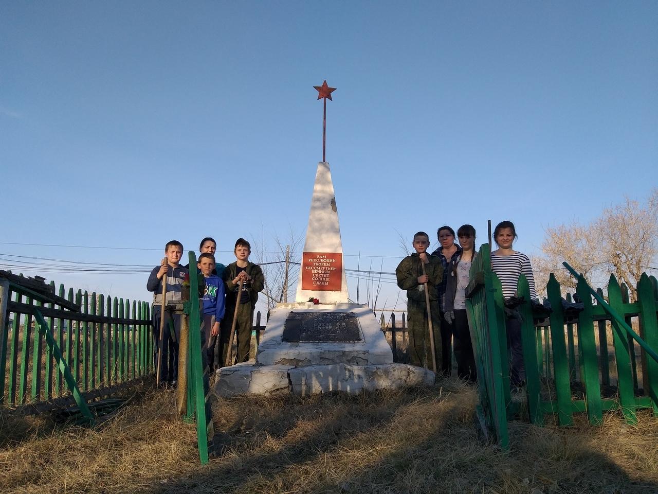 В Курганской области стартует областная гражданско-патриотическая акция «Обелиск»