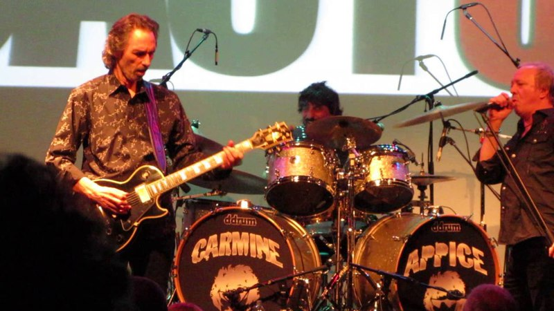 Cactus wCarmine Appice Jim McCarty - One Way Or Another - Sellersville Theater | Sept 15, 2016