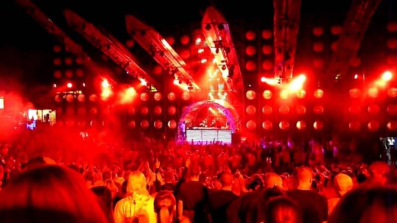 Sunrise Festival 2009 - Gregory feat. Kostek (Westbam - Hard Times)