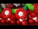 Tiup Balon Warna Warni Lucu Seru Banyak Balon Sambil Belajar Berhitung dan Belajar Warna