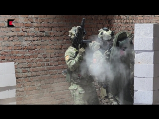 Пистолет-пулемет «Витязь» и #пистолетЯрыгина в действии